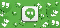 Para el lanzamiento,google se ha aliado con diferentes empresas, dando ejemplo de lo que se puede llegar a conseguir con la integración de Hangouts