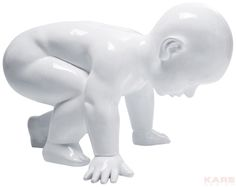 Deco Figurine Climbing Baby