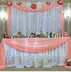 Wedding paper backdrop