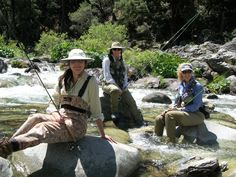 The fly fishing version of Sirens?
