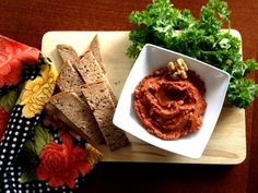Spicy Spread with Walnuts