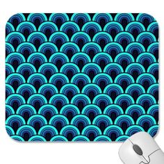 Mousepad Seamless retro pattern  http://www.zazzle.com/mousepad_seamless_retro_pattern-144898607215033786