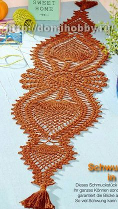 10 pretty crochet edges for crochet blankets (Happy in Red)beautiful doilies patterns are diagramsThis Pin was discovered by sel - Salvabrani Crochet Mat, Crochet Doily Diagram, Crochet Doily Patterns, Crochet Dishcloths, Crochet Home, Filet Crochet, Crochet Doilies, Crochet Flowers, Crochet Table Runner Pattern