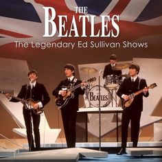 The Beatles : The Legendary Ed Sullivan Shows Beatles Love, Les Beatles, Beatles Photos, Beatles Art, Uk Music, Good Music, Beatles Birthday Party, Live On Air, She Loves You