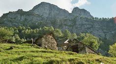 Odro, Pastureland Val Verzasca, Vogorno, Switzerland.
