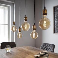 Landhaus Alt Messing Tisch Leuchte schwarz Wohn Zimmer Vintage Lampe verstellbar