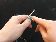Den magiske løkke/the macig loop Abh, Knitting, Crochet, Youtube, Tejido, Blouses, Tricot, Crochet Hooks, Breien