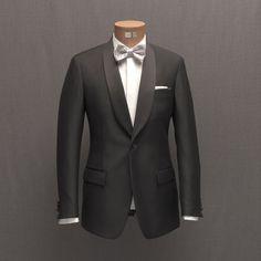 Migliori abiti da sposo dei brand più famosi - Abito da sposo Boggi smoking nero