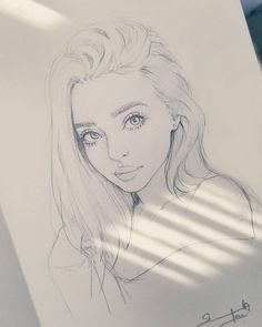 Character design ~ by hiba_tan unique drawings, love drawings, beautiful drawings, realistic drawings Pencil Art Drawings, Realistic Drawings, Love Drawings, Beautiful Drawings, Art Drawings Sketches, Unique Drawings, Easy Drawings, Drawings Of Girls, Dragon Drawings