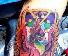Phoenix Tattoos tattoo designs