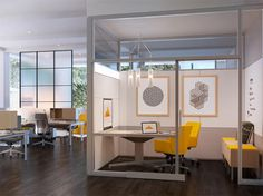 Steelcase And Susan Cain Design Offices For Introverts