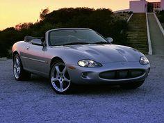 Jaguar XKR Silverstone Convertible (2001).