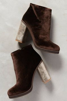 Do by Seychelles Lien. Do by Seychelles Magdalena Velvet Booties Brown 10 Boots Women's Shoes, Fall Shoes, Me Too Shoes, Dress Shoes, Suede Boots, Heeled Boots, Bootie Boots, Ankle Boots, Pretty Shoes