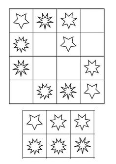 Sudoku Puzzles, Puzzles For Kids, Anterior Y Posterior, English Worksheets For Kids, Numeracy, Christmas Crafts For Kids, Preschool Activities, Diy For Kids, Kids Learning