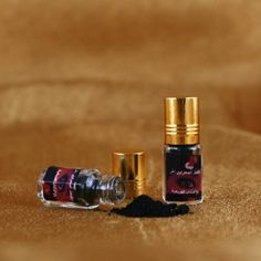 Arabic Khol - an ancient remedy for tired, dry eyes. Even a small amount applied to an eye will make huge difference: brightens eyes, constricts blood vessels, highlights iris.