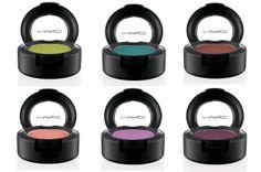 MAC Moody Blooms launches June 26th, 2014.  A Floresta Encantada da M.A.C - Elle Portugal Sombras da coleção Moody Blooms, M.A.C.