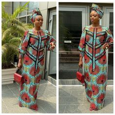 African Fashion Ankara, African Wear, African Dresses For Women, Straight Dress, Kaftans, Clothing Styles, Christ, Sari, Fashion Outfits