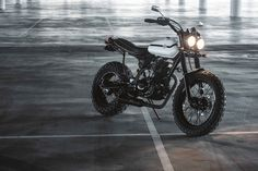 The Deus Ex Machina Two-Up Yamaha Motorcycle Gives a Classic Workhorse a New Look