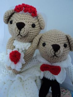 My profile show my crocheting with love ^^