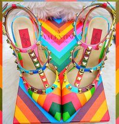 Rainbow Get the matching bag through ALI EXPRESS **bam!