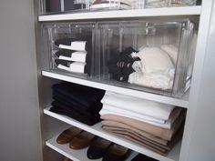 My wardrobe! <3