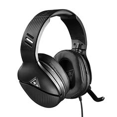 0bc826235a7 Turtle Beach Recon 200 Black Amplified Gaming Headset - Xbox One and PS4  Skullcandy Headphones,