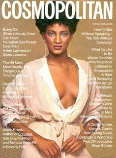 Peggy Dillard, photo by Francesco Scavullo, Cosmopolitan, October 1978 Mademoiselle Magazine, 1970 Style, African American Models, Francesco Scavullo, Vintage Black Glamour, Vintage Soul, Vintage Beauty, Cosmo Girl, Cosmopolitan Magazine