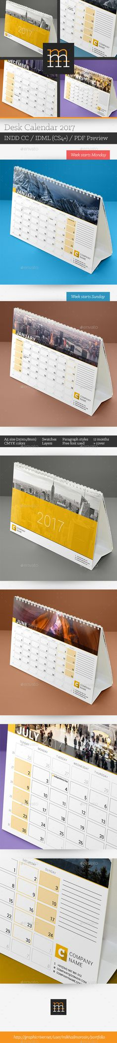 77 best Calendar Template 2018 images on Pinterest Calendar 2018