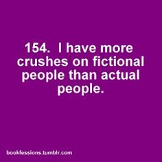 Peeta Mellark, Percy Jackson, Fred Weasley, Nevile Longbottom, Harry Potter, Ezra Fitz, Mike Montgomery, Noel Kahn, Greg Million, Andrew Campbell my list can go on forever!!