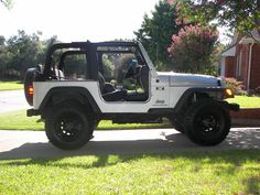 2005 wrangler x 2 inch lift kit. Yeah buddy! This is what I want. ...It's a jeep thing, you wouldn't understand. ;)