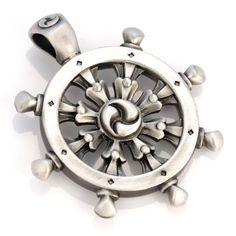 Buddhist Wheel Of Law