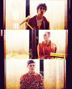 Nathan, Kelly & Simon (misfits)