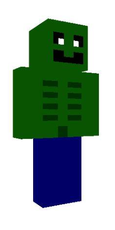 Minecraft Skins, Fnaf, Guys, Mermaids, Green, Art, Art Background, Kunst, Performing Arts