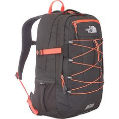 The North Face Borealis Womens Rucksack Hiking - Rocket Red Asphalt Grey North Face Girls, North Face Women, The North Face, North Faces, Best Hiking Shoes, Hiking Boots, Top Shoes, Me Too Shoes, Cute Backpacks For School