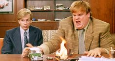 I know what you're thinking: How on earth can the late Chris Farley, known as Tommy Callahan in the hit 90's classic comedy, Tommy Boy, teach us