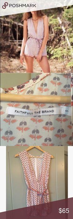 Faithfull The Brand Romper Faithfull the brand Romper Faithfull the Brand Other