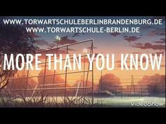Torwarttraining für Kinder 1/3 Grundlagen Technik - YouTube Berlin Brandenburg, Neon Signs, Videos, Youtube, Kids, Youtubers, Youtube Movies