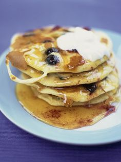 American Pancakes | Eggs Recipes | Jamie Oliver Recipes