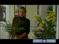 How to Make Flower Arrangements : Floral Design Tips & Techniques ...