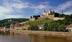 My Grandmother's Homeland, Wurzburg, Germany