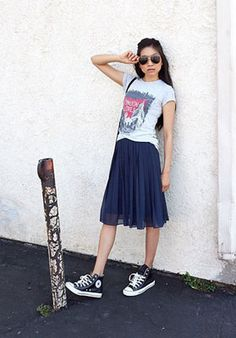The Best Ways to Wear Converse   The Budget Fashionista