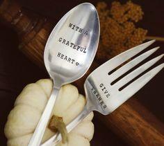 Vintage Hand Stamped Vintage Home Accessories | jessicandesigns