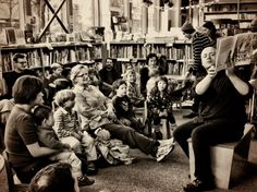 Kids' Storytime: 11 am every Saturday at Powell's City of Books.