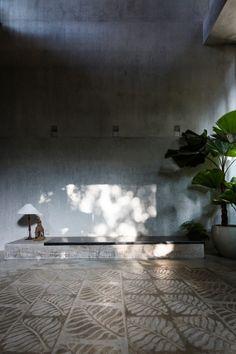 The Thong House au Vietnam par le studio d'architecture Nishizawa Architects - Journal du Design