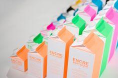 ENCRES / INK CONTAINER - Atelier BangBang // Sérigraphie & Design