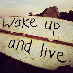 Levántate y vive!