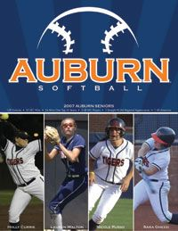 AuburnTigers.com - Official Athletics Site of the Auburn Tigers - Softball