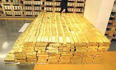 Ucrânia: confisco das reservas de ouro do pais pelos EUA