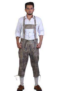 GET FREE BAVARIAN SHIRT Bundhosen Knee Long Trousers Gray Slate Price   99  SHOP  Color  Rusty Tobacco Length  Short Adjustable Suspenders. LederHosen  Store a12158b8b