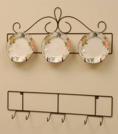"""plate hangers for large plates 